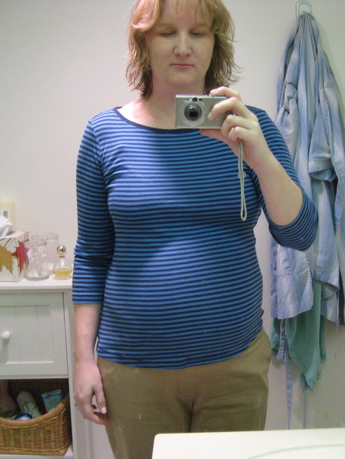 Front View, 26 weeks
